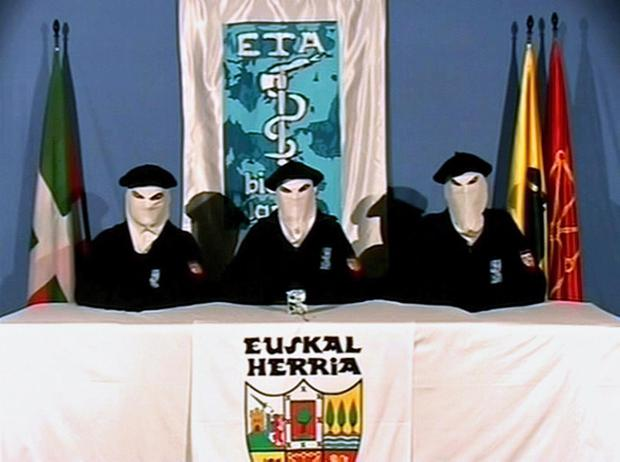 Eta members have said the group is prepared to negotiate over its arsenal.