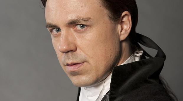 Andrew Buchan is back for a new series of Garrow's Law