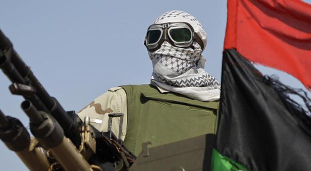 Fighting has broken out between rival Libyan militias, it is reported