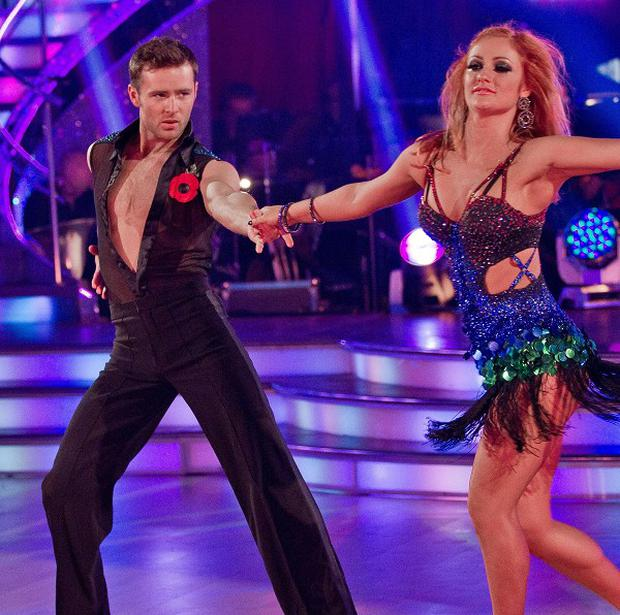 Harry Judd has stormed to the top of the Strictly Come Dancing leaderboard
