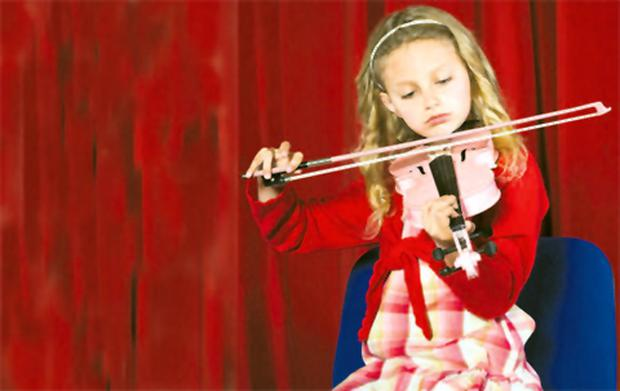 Initiative: A pioneering project is set to be music to children's ears