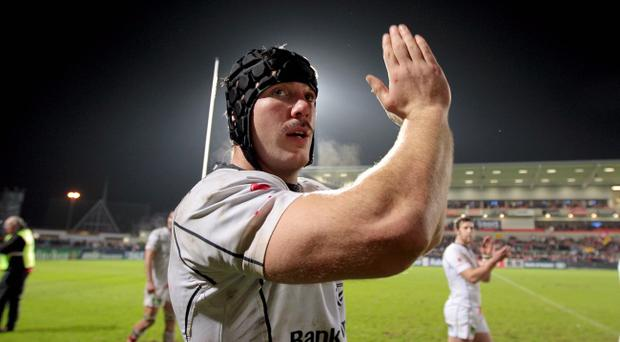 Ulster 16 Clermont 11