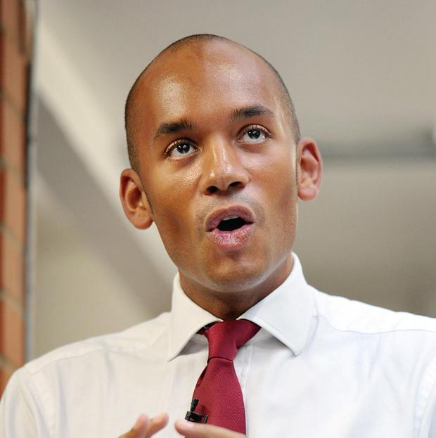 Chuka Umunna says Britain needs 'more firms in more sectors at the leading edge in growing markets'