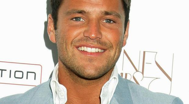 Mark Wright faces an unsavoury meal in I'm A Celebrity... Get Me Out Of Here!