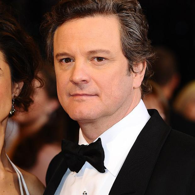 Colin Firth could play a villain in Oldboy