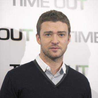 Justin Timberlake accepted an invitation to a Marine ball