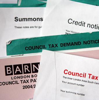 The Government will reward local authorities who freeze or reduce their council tax bills in the coming year