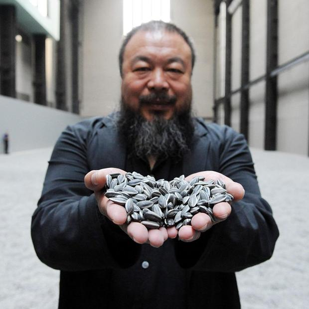Ai Weiwei was detained for nearly three months during a crackdown on dissidents in China