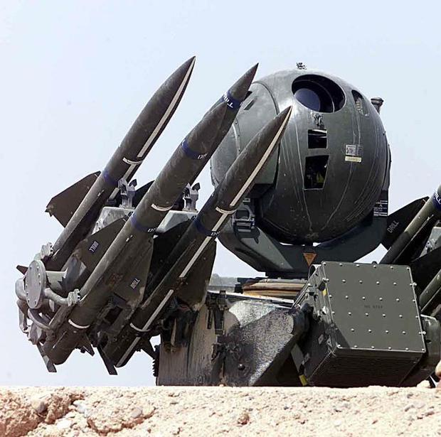 Surface-to-air missiles could be used to protect London during the Olympics