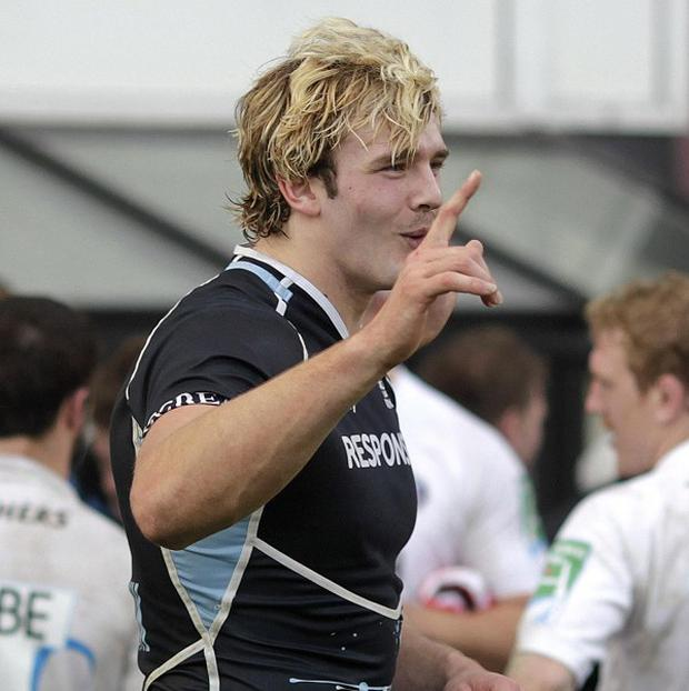 Richie Gray