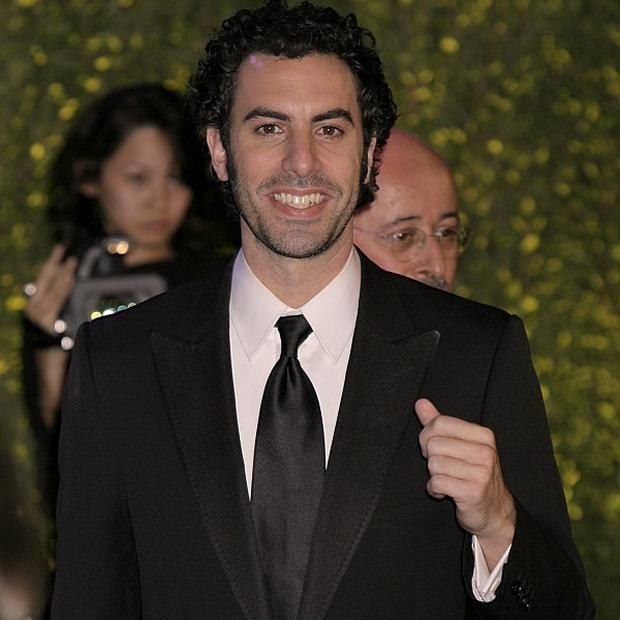Sacha Baron Cohen is the latest star to sign up for Django Unchained