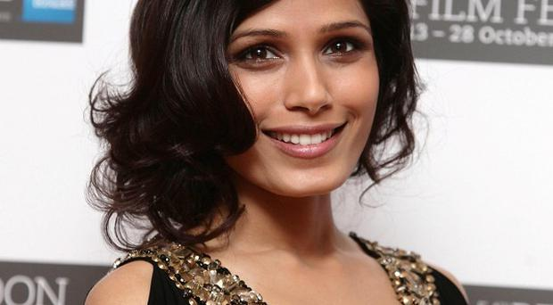Freida Pinto stars in Immortals