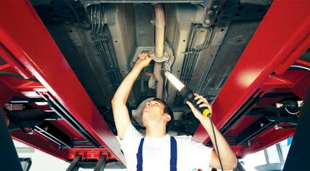 Garages may need new diagnostic equipment to prepare cars for test