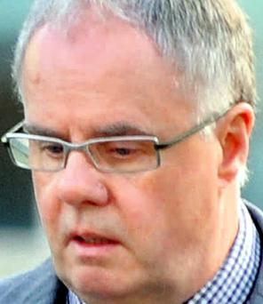 Sickening: Paedophile priest James Donaghy is already serving a ten-year jail sentence in Magilligan for sex crimes against three victims.