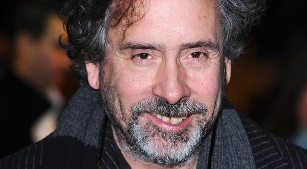 Tim Burton has a history of picking quirky film projects