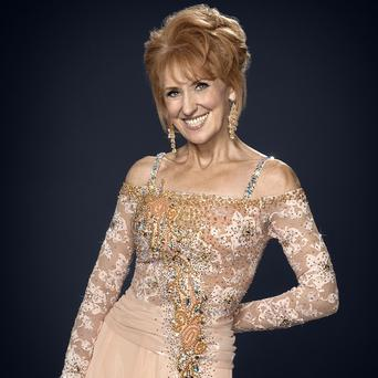 Anita Dobson will have a new dance partner this week