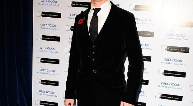 Benedict Cumberbatch is getting in shape for The Hobbit