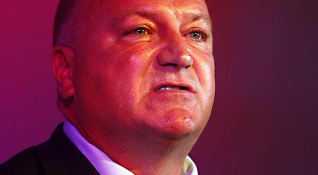 RMT general secretary Bob Crow has accused the Government of looking to 'hammer nurses, teachers and transport workers'