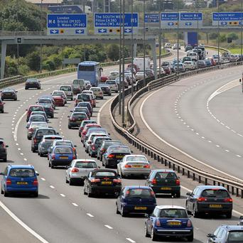 Drivers are now paying an average of 128 pounds a week to run a new car, a report suggests