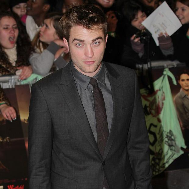 Robert Pattinson said the birth scene was really gory