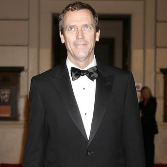 Sci-fi fans reckon Hugh Laurie would make a great Doctor Who