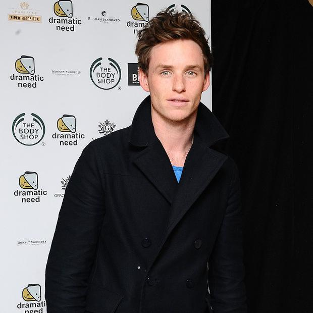Eddie Redmayne says he's worked with 'divas' before