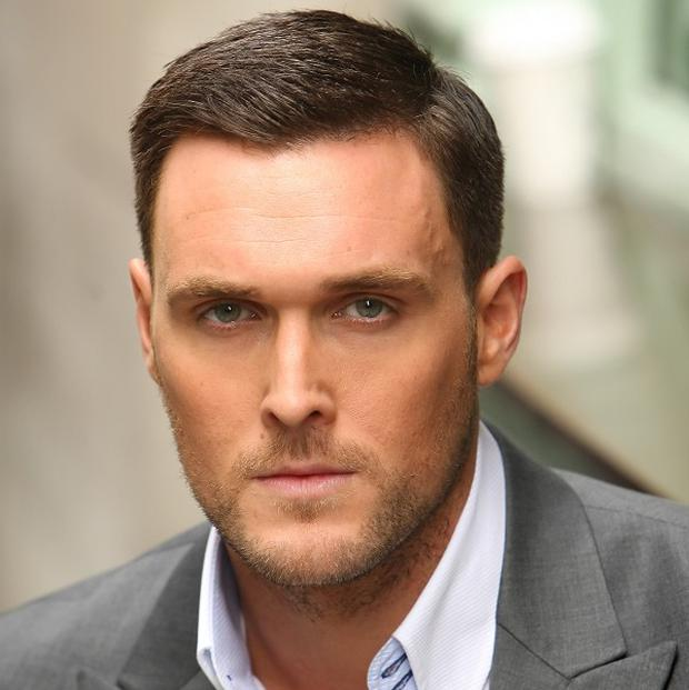 Owain Yeoman is still wowed by the success of The Mentalist