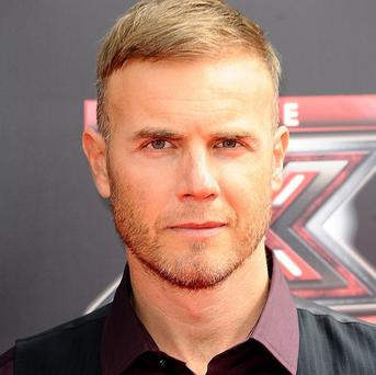 Gary Barlow said he was shocked by some of the dance moves