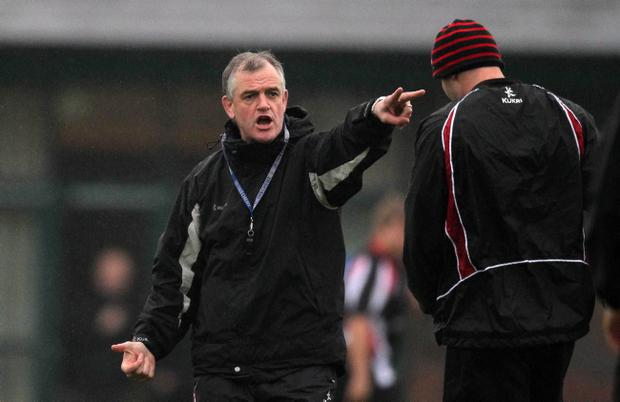 Brian McLaughlin says Ulster must be at their best in Glasgow