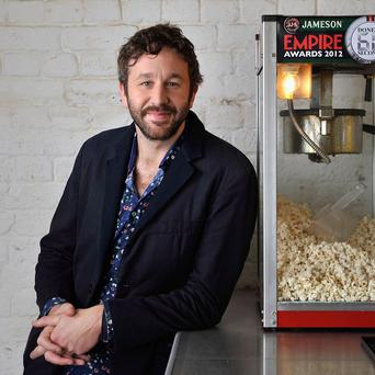 Chris O'Dowd is the ambassador for the contest