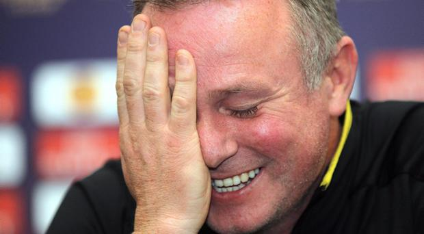 Interested in the Northern Ireland job: Michael O'Neill