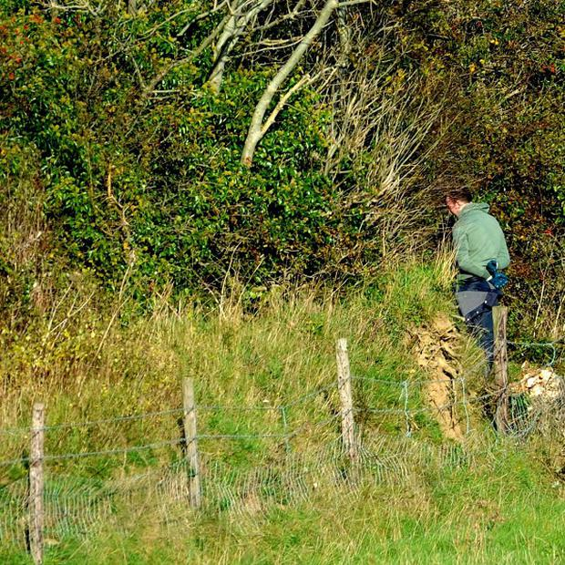 The body of Ciaran Noonan was found on the Dublin side of Trim, Co Meath