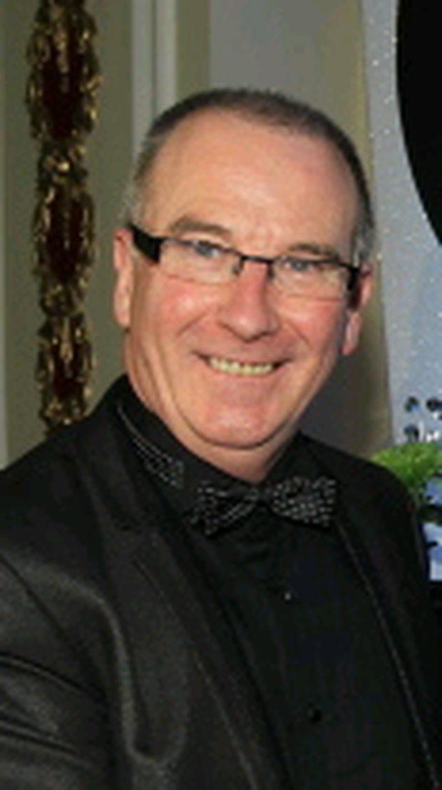 Gerry White chairman of the Belfast branch of Pubs of Ulster