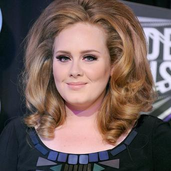 Adele is being lined up for The X Factor final