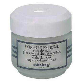 <b>1. Confort Extrême night cream</b><br/> £107, Sisley, 020 7591 6380 Extreme conditions require extreme care and that's why in colder climes a night cream should be used for extra nourishment.