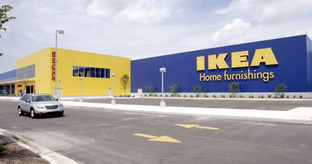 IKEA had a top environmental performance