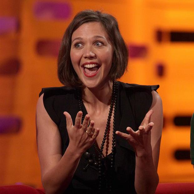 Maggie Gyllenhaal is expecting her second child
