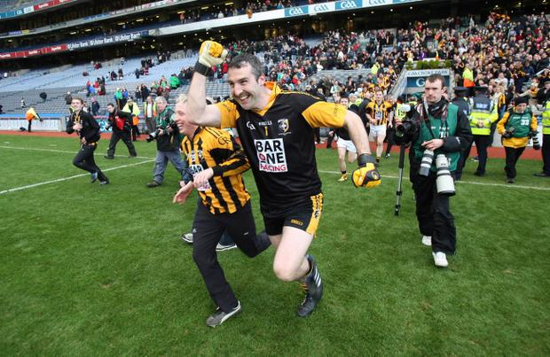 Paul Hearty is one of several Crossmaglen Rangers players who will not be in action for Armagh in the early part of 2012