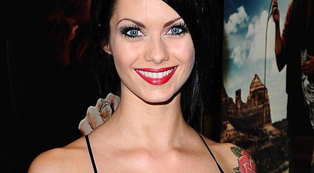 Jessica-Jane Clement has been voted out of I'm A Celebrity... Get Me Out Of Here!