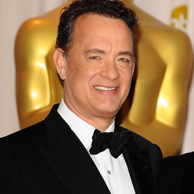Tom Hanks is being linked to a film version of an Erik Larsen best-seller