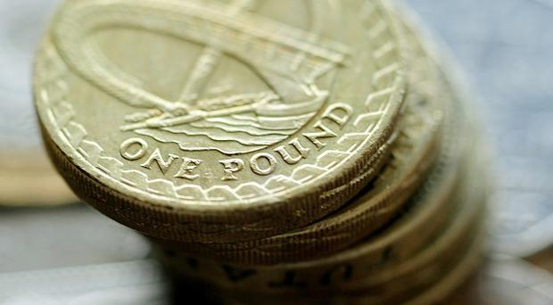 Rising fuel costs and rents mean families now spend 20 pounds a week more than they did a year ago, new figures show