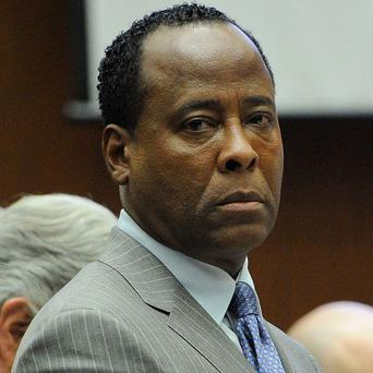 Dr Conrad Murray will be sentenced for the sentenced for the involuntary manslaughter of Michael Jackson (AP)
