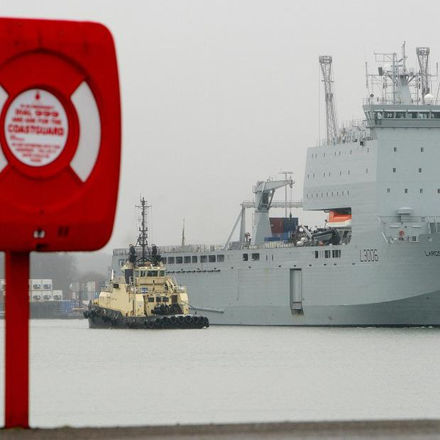 Campaigners are seeking a global deal to reduce carbon emissions from the shipping sector