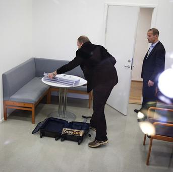 Psychiatrists have delivered their evaluation of the mental state of Anders Behring Breivik to a Norwegian Court
