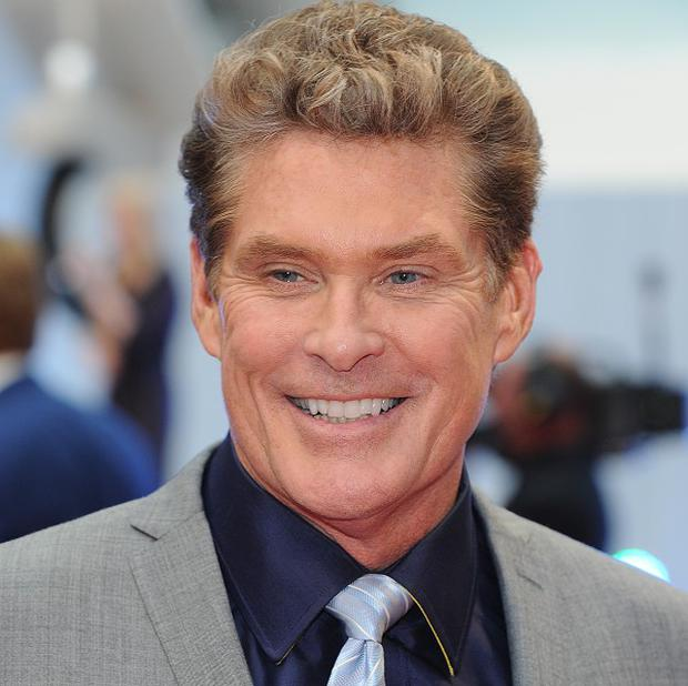 David Hasselhoff thanked BGT fans for their support