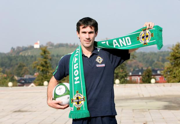Keith Gillespie wants the new international manager to be a Northern Ireland man