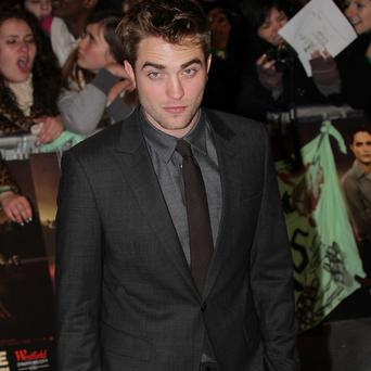 Robert Pattinson has made the top three in the 30 Under 30 Rich List