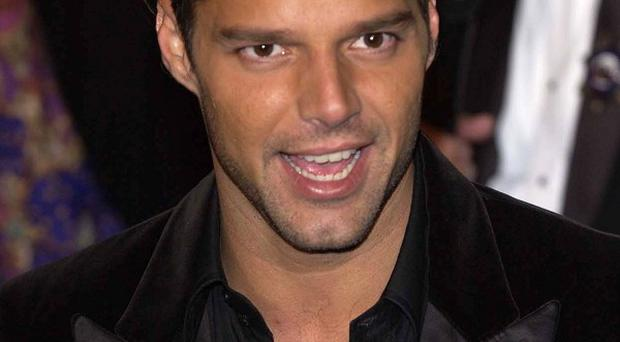 Ricky Martin could have a guest role in Glee in the pipeline