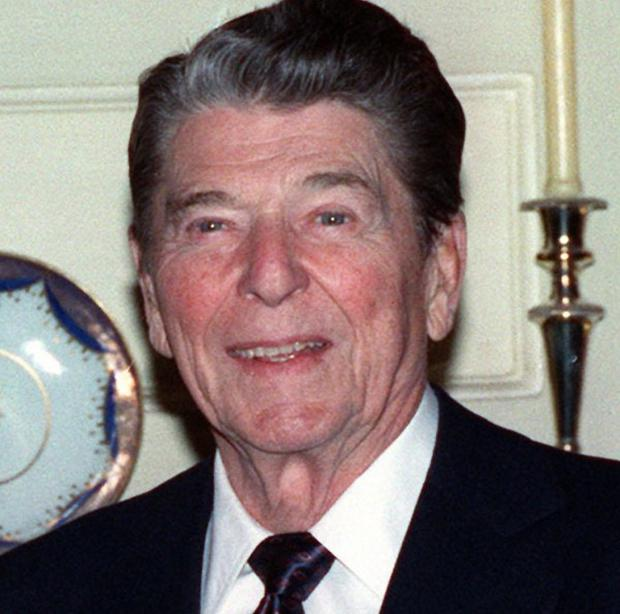 US president Ronald Reagan was shot in 1981 by John Hinckley