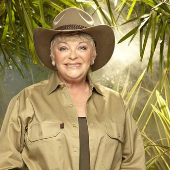Crissy Rock has been voted out of the I'm A Celebrity jungle